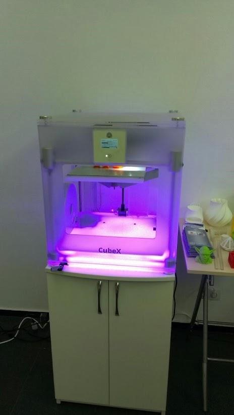 компания СИГ предложила детям и взрослым ознакомиться с новыми технологиями 3D печати