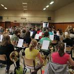 2011 Voorbereiding Wereld vol muziek - eerste repetitie in Booischot