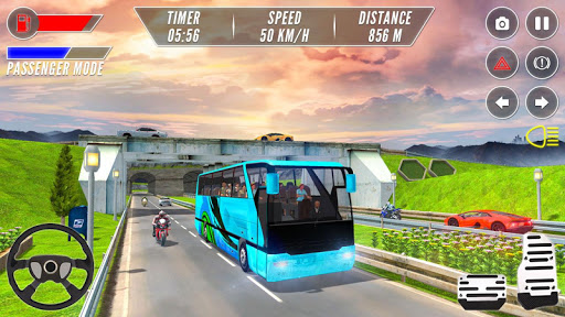Modern Bus Drive Simulator 1.14 screenshots 4