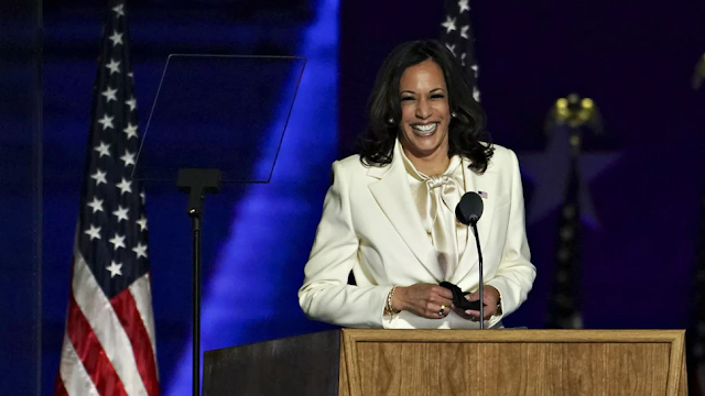 Washington Post Removes Horrible Kamala Harris 'Joke' Comparing Campaigning To Starving In Prison