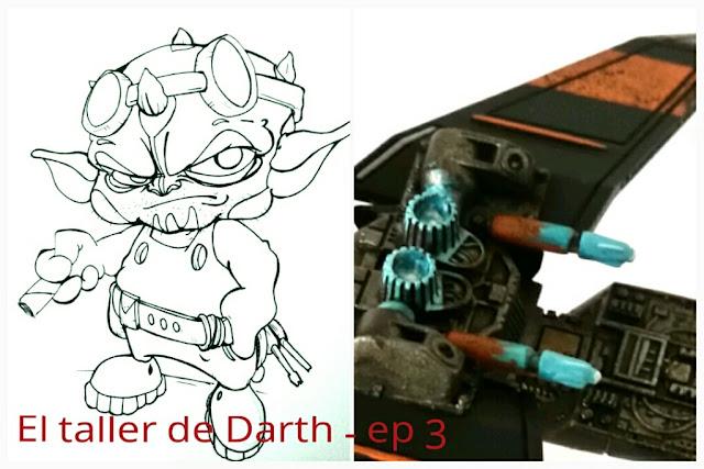 Taller de Darth ep 3