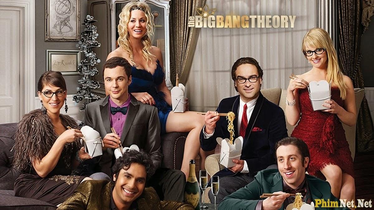 Xem Phim Vụ Nổ Lớn Phần 8 - The Big Bang Theory Season 8 - Wallpaper Full HD - Hình nền lớn