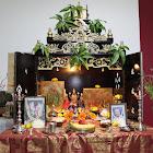 Program: 6.00 pm to 8.00pm Nama Sankirthan, Sri. Guruji kirthans and followed by Mangal Harathi.