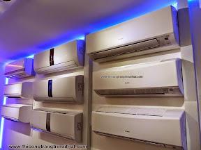 Thi công lắp đặt máy lạnh