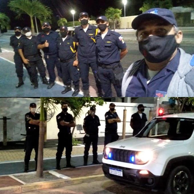 Guarda Municipal de Afogados garante tranquilidade no anel viário