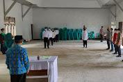 Jaga Sinergitas Dengan Pemerintahan Desa, Babinsa Koramil 1205-15/Sokan, Hadiri Pengambilan Sumpah Anggota BPD