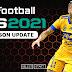 PES 2021 PPSSPP Câmera PS4 e Normal Europeus Com Mundial de Clubes & Transferências Atualizados
