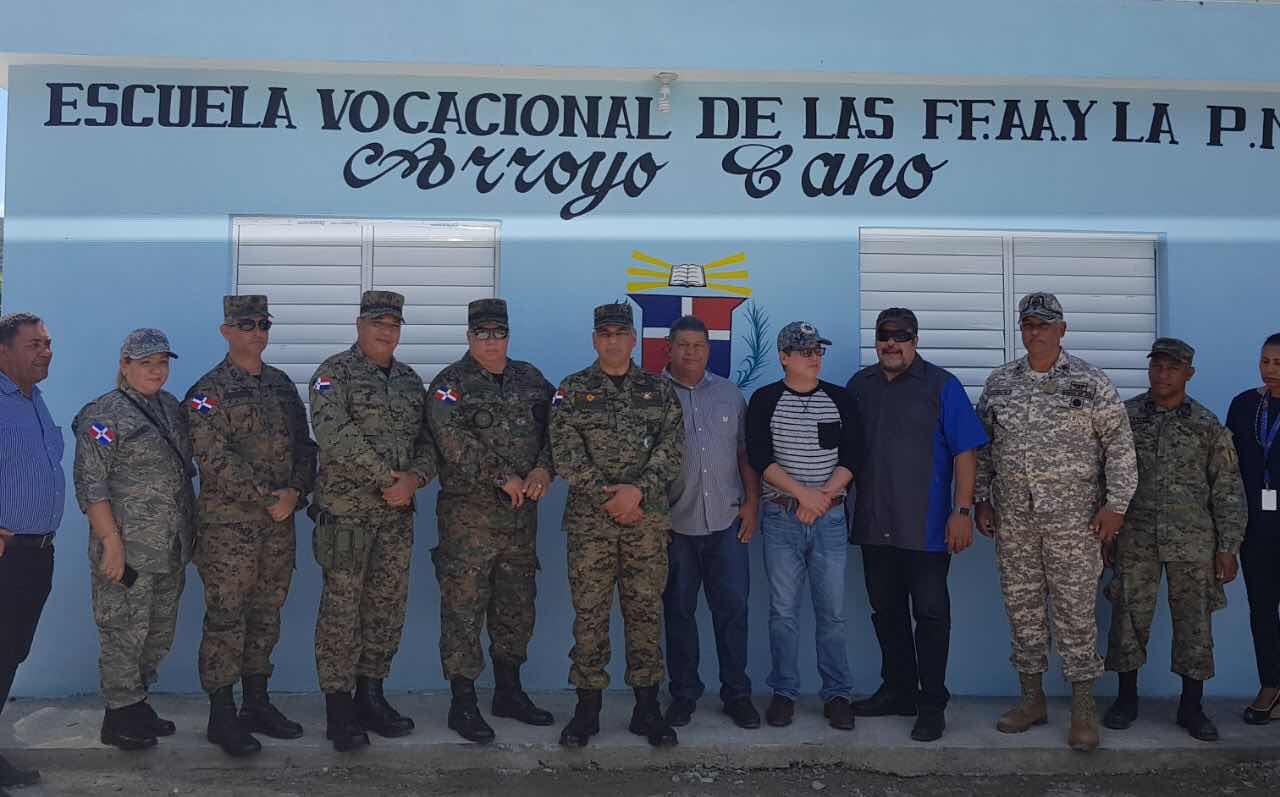 ESCUELA VACACIONALES DE LAS FF.AA Y PN REALIZA GRAN OPERATIVO MÉDICO- ODONTOLOGICO EN ARROYO CANO