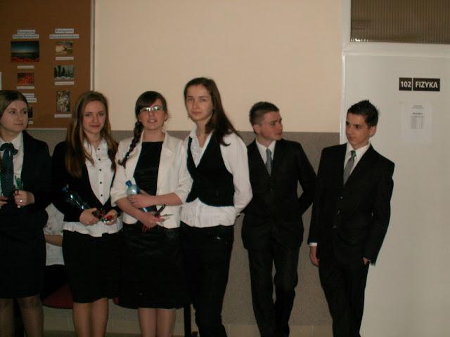 Pierwszy egzamin gimnazjalny w ZS nr 2 w Dukli 2011 - PICT1329_1.JPG