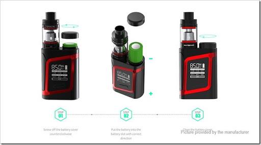 6686100 2 thumb%25255B2%25255D - 【海外】「Smoktech SMOK AL85」「HKDA H-Legend-5 18650メカニカルMOD」「アウトドア用グッズ各種」「ポータブルプロジェクタ」