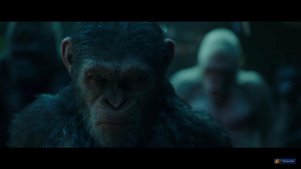 映画猿の惑星聖戦記英雄シーザーの物語遂に閉幕
