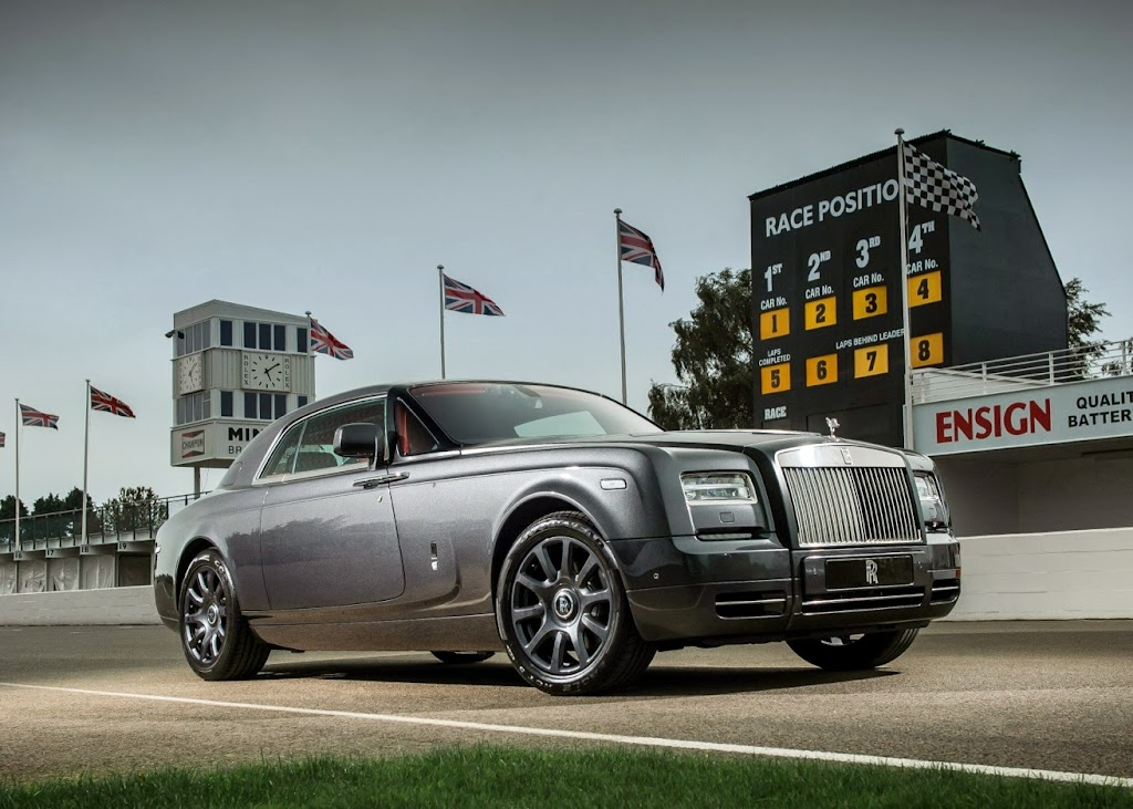Rolls Royce Chicane Coupe 1