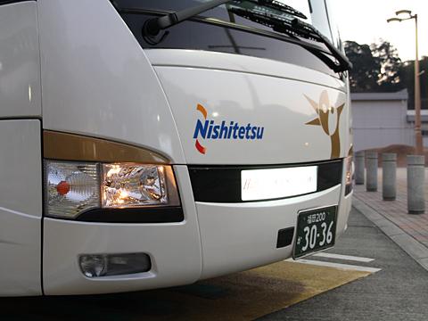 西日本鉄道「はかた号」 0002 静岡SAにて その2