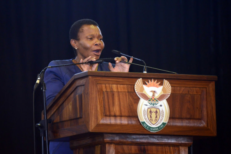 Social development minister Susan Shabangu says her department miscalculated the problem of the card swap from Sassa to the Post Office.