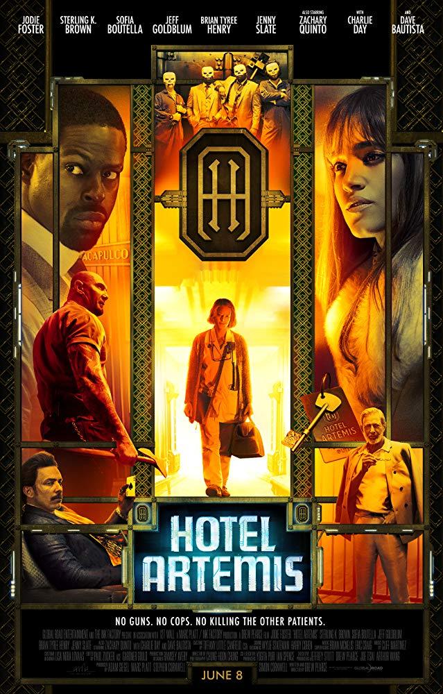 Movie Download: Hotel Artemis (2018)