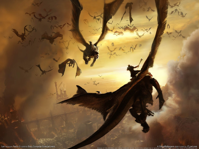 Dragon Many, Dragons