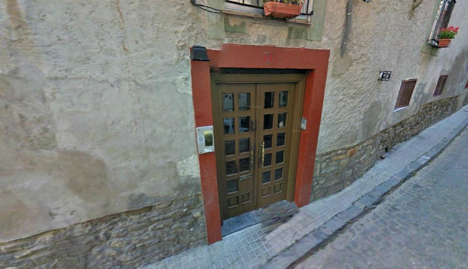 Albergue de peregrinos Casa Mamré, Jaca, Huesca, Camino Aragonés