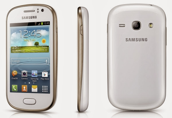 Samsung Galaxy Fame S6810 Spesifikasi Lengkap dan Harga