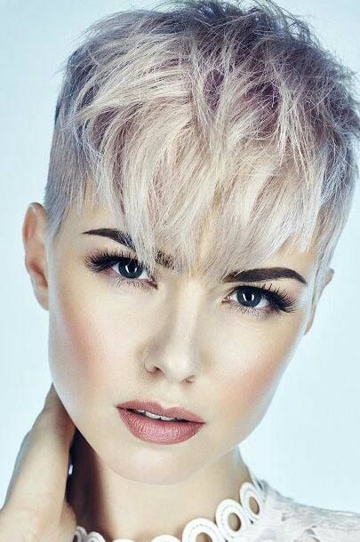 Hair:short hairstyles with different colors for 2018 18