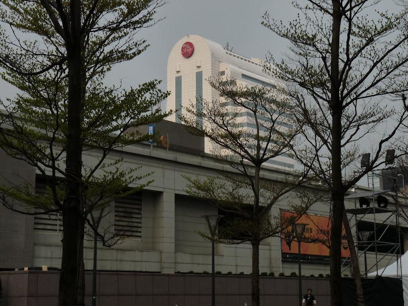 TAIWAN . Taipei De Shandao Temple jusqu à T 101 à pied... - P1160357.JPG