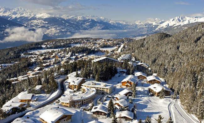 Crans-Montana-Suiza