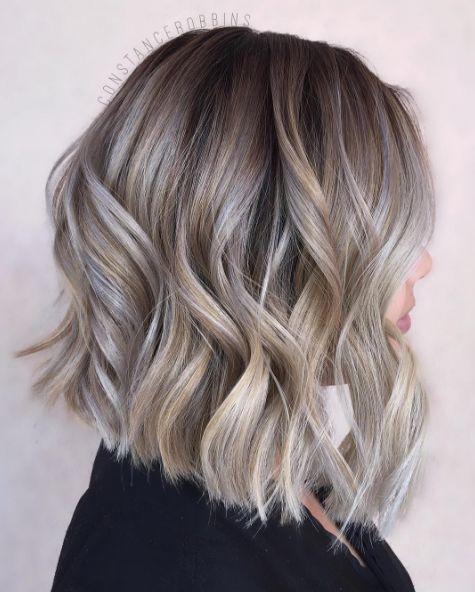 Kadınlar için 2019 Uzun Kesim En iyi Saç Trendleri; bob saç kesimi ,kakül saç kesimi