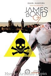 Actualización 24/10/2016: Se agrega el numero 3 tradumaquetado por HighROJO y una versión revisada del 2. Bond está de camino para terminar con una pequeña operación de tráfico de drogas en Berlín. Pero la verdad acerca de lo que está pasando en es más grande, más aterradora y mucho más letal de lo que parece. Berlín está a punto de incendiarse, y James Bond está atrapado en el interior.