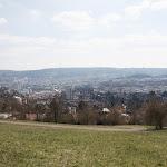 Oberhalb von Stuttgart - Bismarkturm und Japangarten