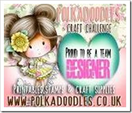 Polkadoodles Blog Badge