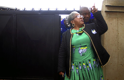 Name airport after Winnie, Mmusi told