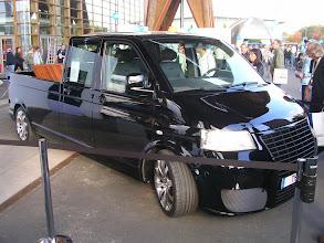 Photo: Schnellster Pick-Up der Welt für 160.000 Euro! 450 PS, 280km/h Spitze