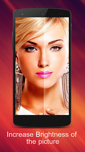 Face Blemishes Cleaner & Photo Scars Remover 1.2 screenshots 2