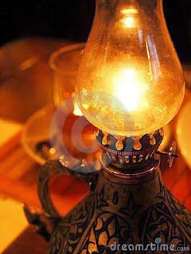A Magickal Employment Lamp