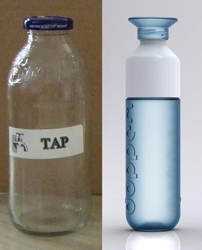 Snapple Plastic Bottles