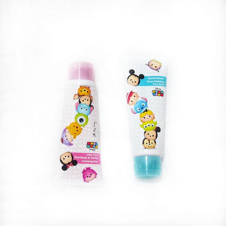 Mentholatum Disney Tsum Tsum Hand Cream
