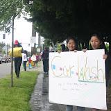 Tibetan Sunday School: Car Wash Fundraiser - IMG_4329.JPG