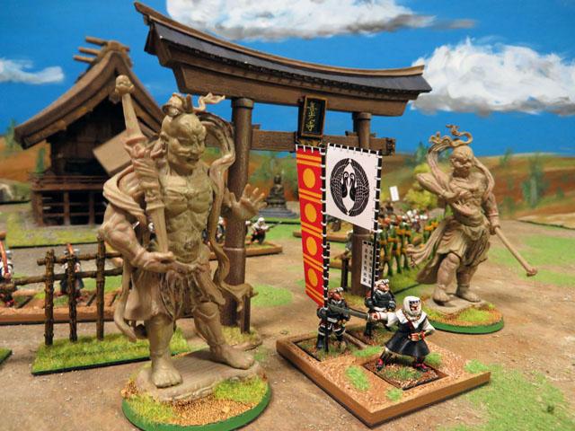 [SENGOKU JIDAI] Mes décors ! / MàJ : le sanctuaire assiégé ! - Page 3 Shrine10