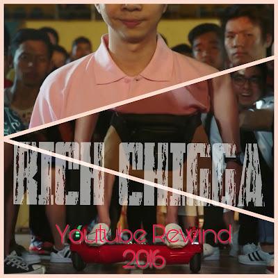 Ada Rich Chigga Di Youtube Rewind 2016 Indonesia