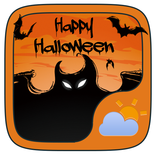 Happy Halloween Weather Widget 個人化 App LOGO-APP開箱王