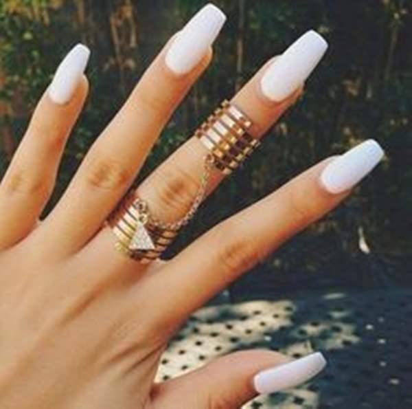 Spring Nail Art 2018: Cute Acrylic nail designs