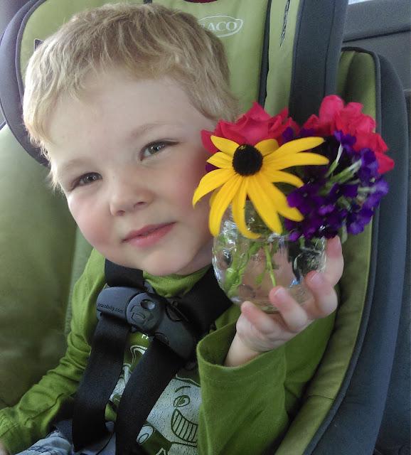 Flower presents