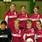 Mannschaft des Jahres 2009 | 3. Platz | Damen-Faustball-Mannschaft ATS Kulmbach