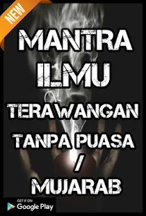 Mantra Ilmu Terawangan Tanpa Puasa - náhled