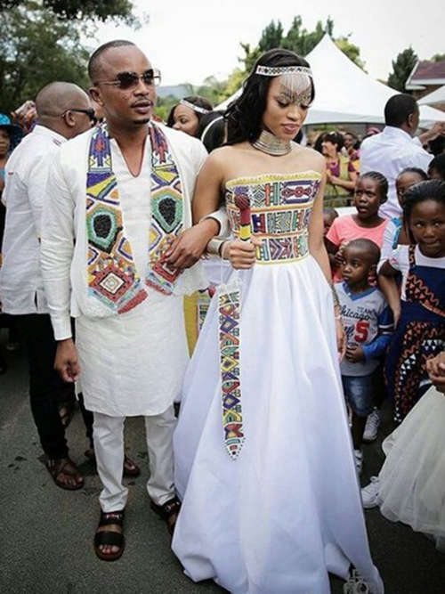 Traditional Dresses For Wedding In Africa 2018 1