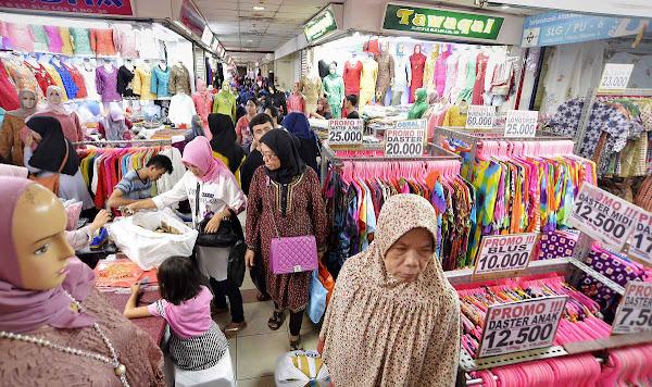 Busana Muslimah Paling Laris di Bulan Ramadhan