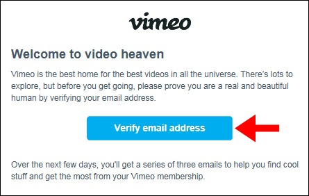 Abrir mi cuenta Vimeo - 686