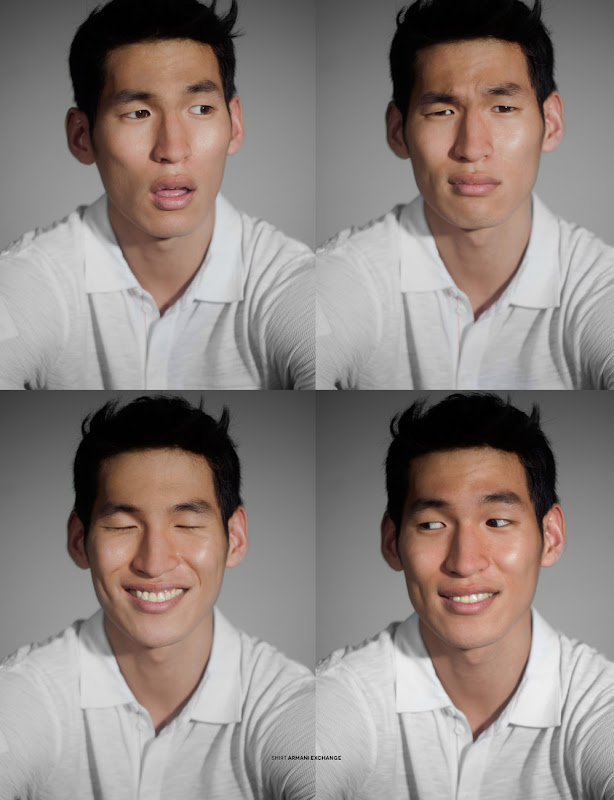 Jae Yoo @ Soul by Shirley Yu for TheOnes2Watch @ Models.com, December 2011