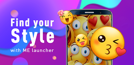 ME Launcher - 3D Wallpaper, Themes, Fast APK