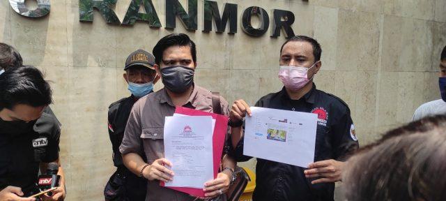 Soal Rasisme ke Jokowi, Natalius Pigai Bakal Kena Pasal Berlapis, Pelapor: Sudah Pasti Memancing Kemarahan KKB