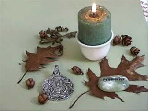 Ritual, Candle Magic